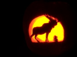 moosecarving